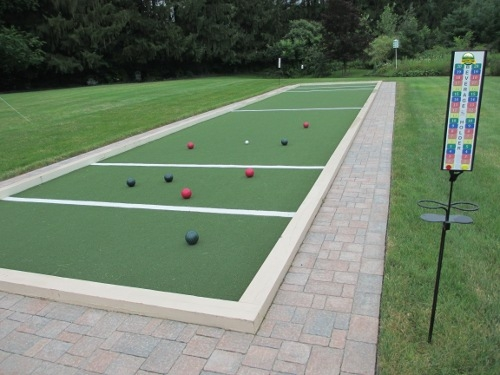 bocce ball turf 60 x 12