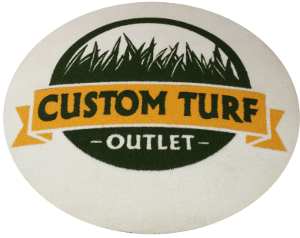 custom designed artificial turf products