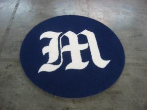 custom turf logos